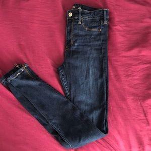 Hollister Jeans - Hollister Advanced Stretch High Rise Jean leggings